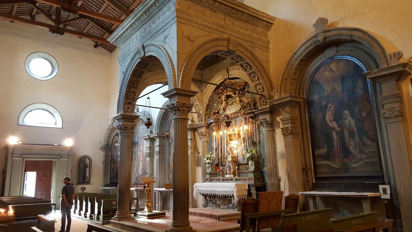 Convento di Pianetto 02 - Marco Musmeci - Galeata (FC)