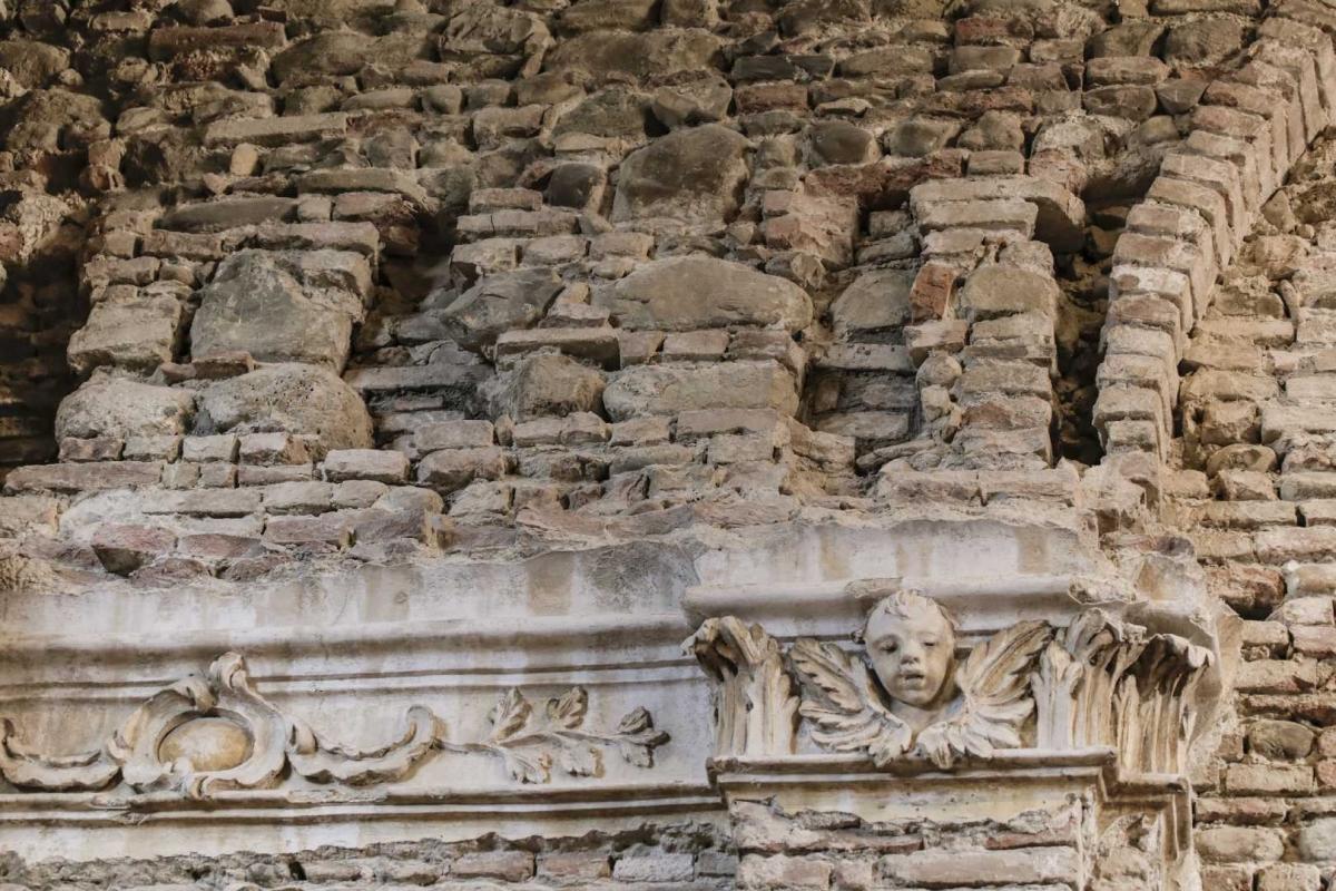 Capitelli 3 museo - Boschetti Marco 65 - Longiano (FC)