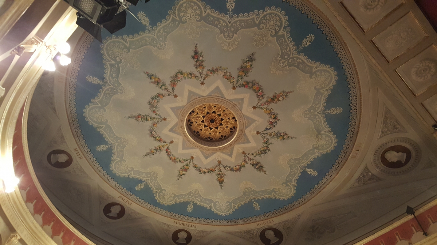 Il Teatro Petrella 01 - Marco Musmeci - Longiano (FC)