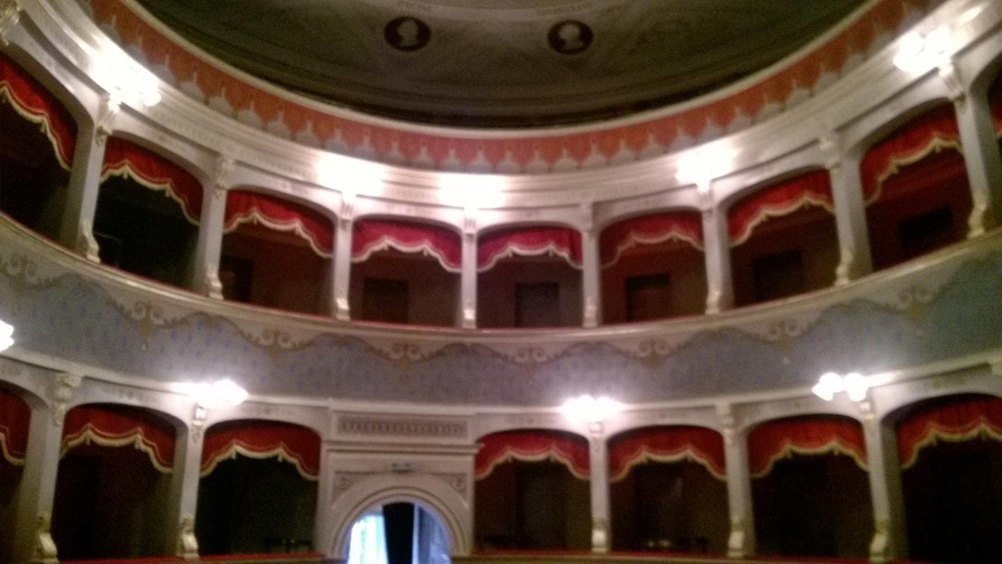 Teatro Petrella 1 jpg - Gabry91 - Longiano (FC)
