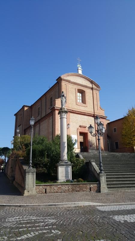 Nei dintorni del Teatro 11 - Marco Musmeci - Longiano (FC)