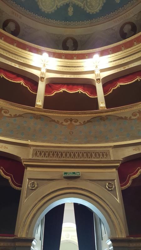 Il Teatro Petrella 05 - Marco Musmeci - Longiano (FC)