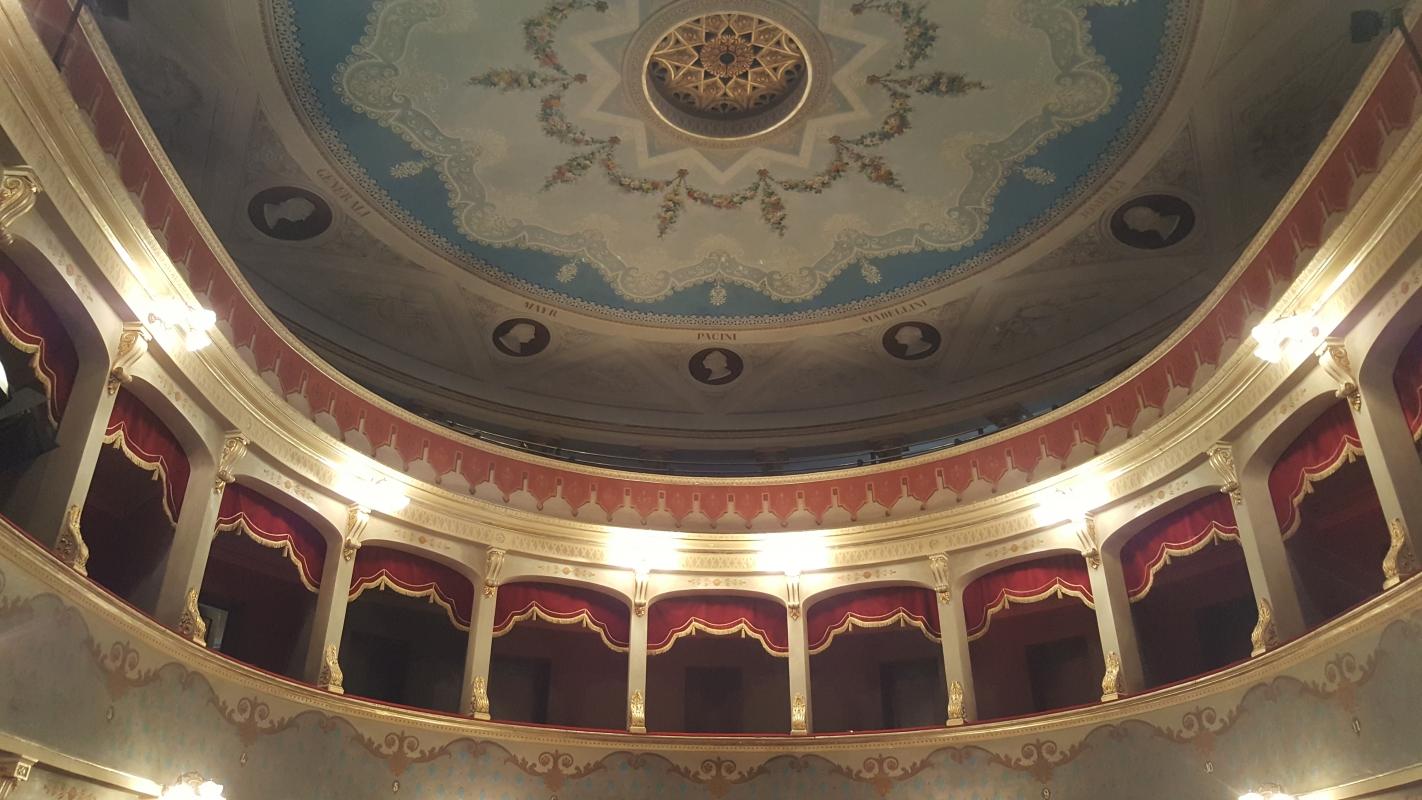 Il Teatro Petrella 02 - Marco Musmeci - Longiano (FC)