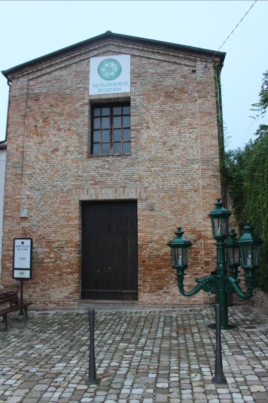 Museo ghisa x Wiki 2017 - Magnani Giorgio - Longiano (FC)