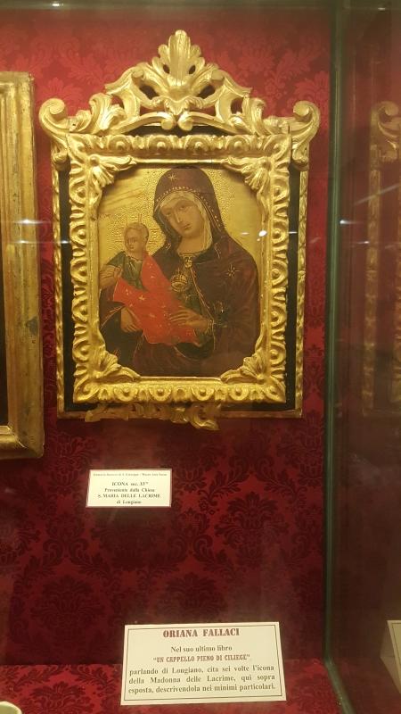 Nei dintorni La Madonna ricordata da Oriana Fallaci - Marco Musmeci - Longiano (FC)