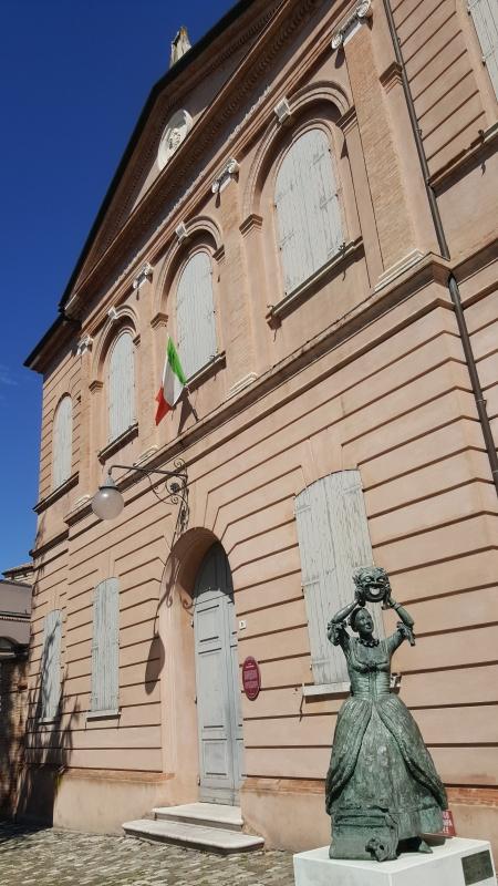 Teatro Petrella 02 - Marco Musmeci - Longiano (FC)