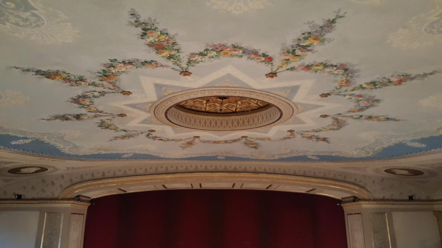 Il Teatro Petrella 17 - Marco Musmeci - Longiano (FC)