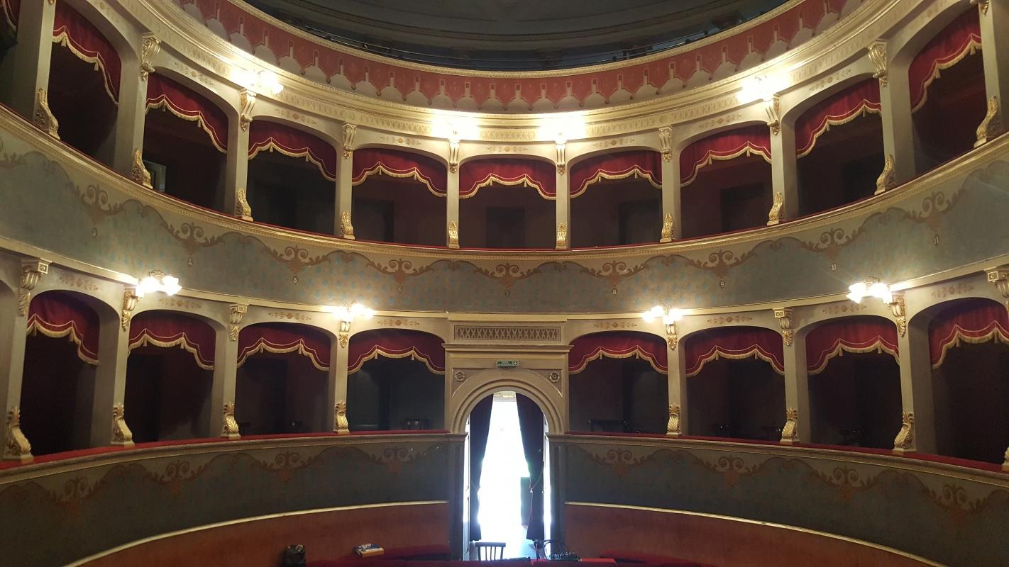 Il Teatro Petrella 07 - Marco Musmeci - Longiano (FC)
