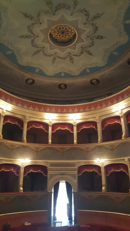 Il Teatro Petrella 08 - Marco Musmeci - Longiano (FC)