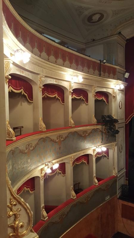 Il Teatro Petrella 12 - Marco Musmeci - Longiano (FC)
