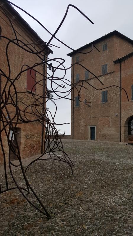 Nei dintorni del Teatro Petrella 12 - Marco Musmeci - Longiano (FC)