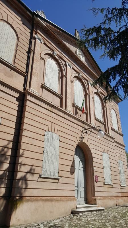 Teatro Petrella 03 - Marco Musmeci - Longiano (FC)