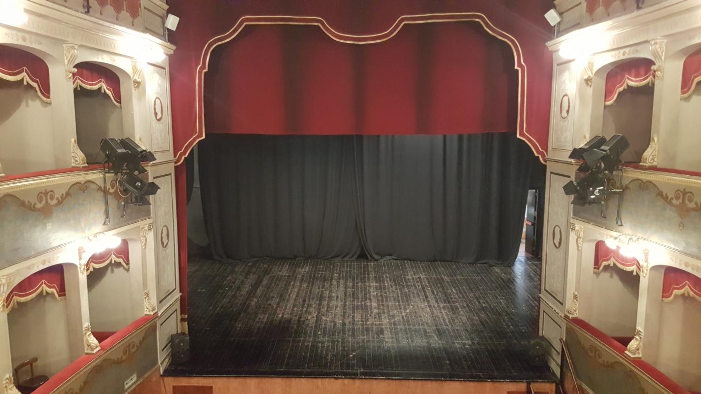 Il Teatro Petrella 11 - Marco Musmeci - Longiano (FC)