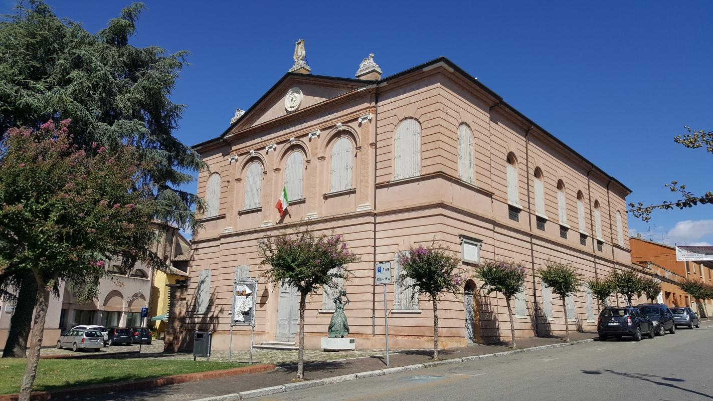 Teatro Petrella 01 - Marco Musmeci - Longiano (FC)