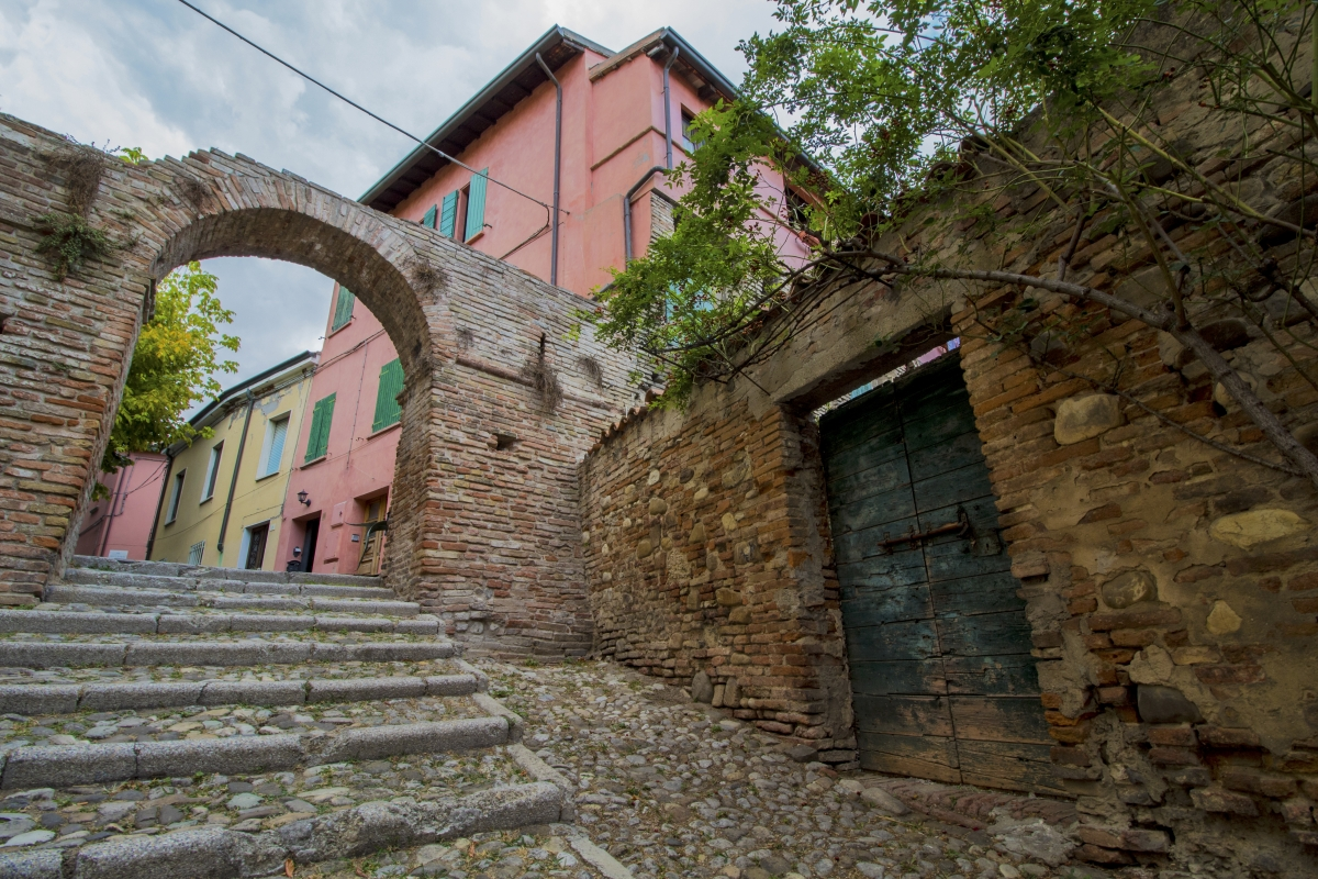 Arco di Piazza Castello - Cecco93 - Savignano sul Rubicone (FC)