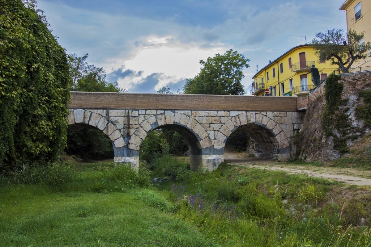 Ponte Consolare sul Rubicone - Cecco93 - Savignano sul Rubicone (FC)
