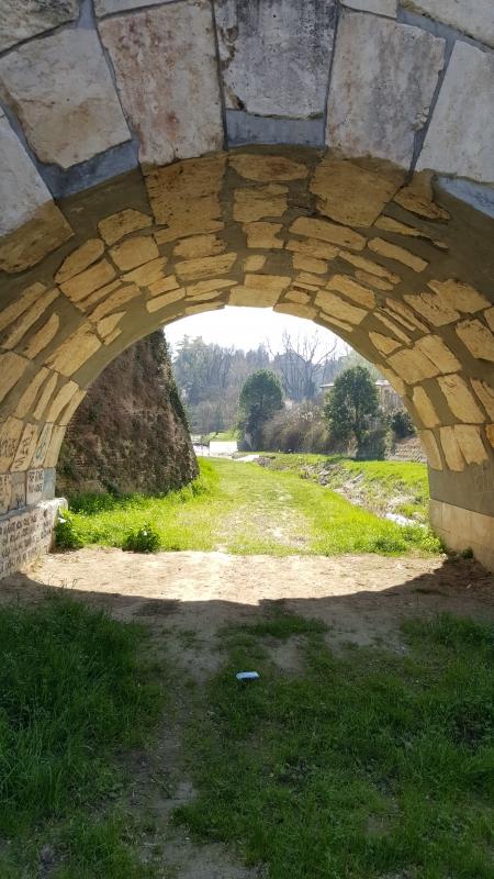 Ponte romano 02 - Marco Musmeci - Savignano sul Rubicone (FC)