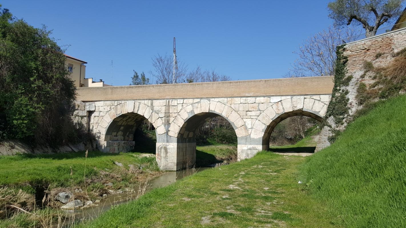 Ponte romano 03 - Marco Musmeci - Savignano sul Rubicone (FC)