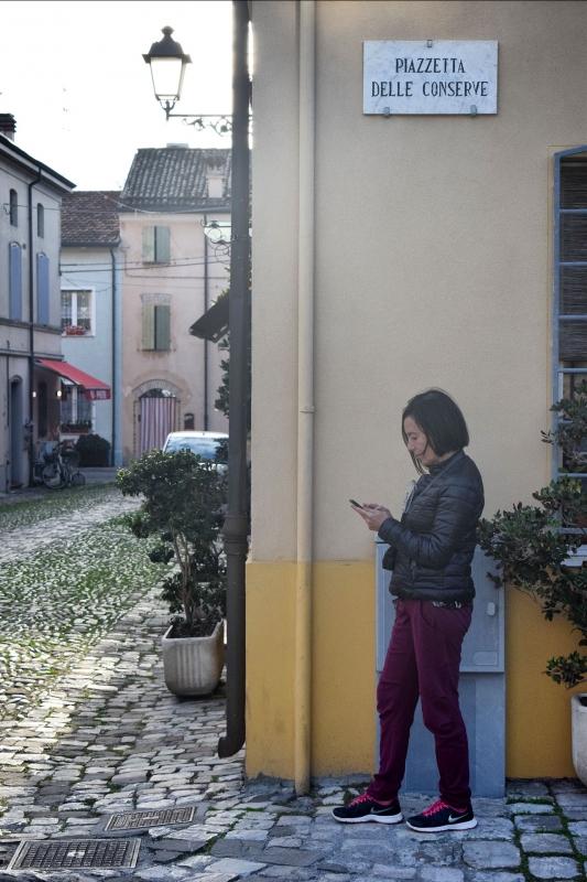 6 - CESENATICO Piazzetta delle Conserve - Moreno Diana - Cesenatico (FC)