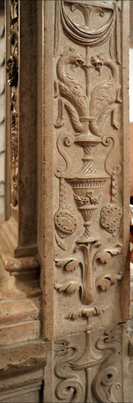 Giacomo bianchi, arco in pietra d'istria, 1536, 06 - Sailko - Forlì (FC)