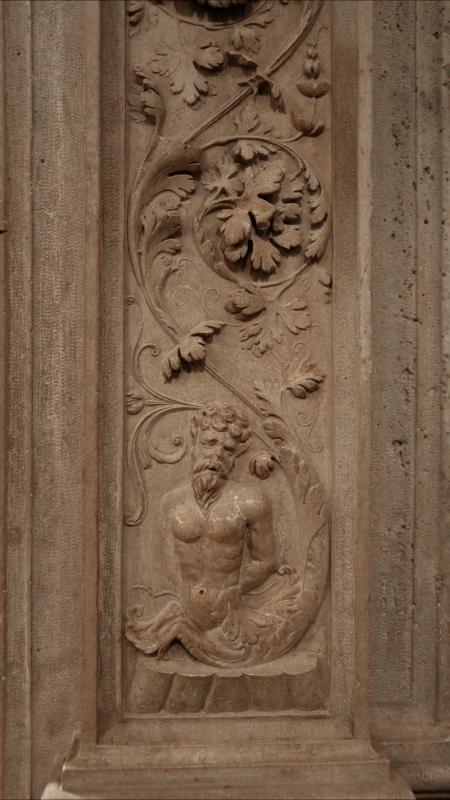 Giacomo bianchi, arco in pietra d'istria, 1536, 02 - Sailko - Forlì (FC)