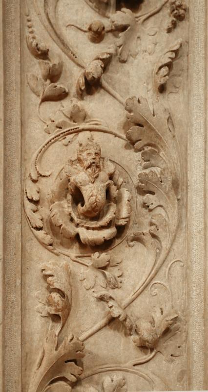 Giacomo bianchi, arco in pietra d'istria, 1536, 04 - Sailko - Forlì (FC)