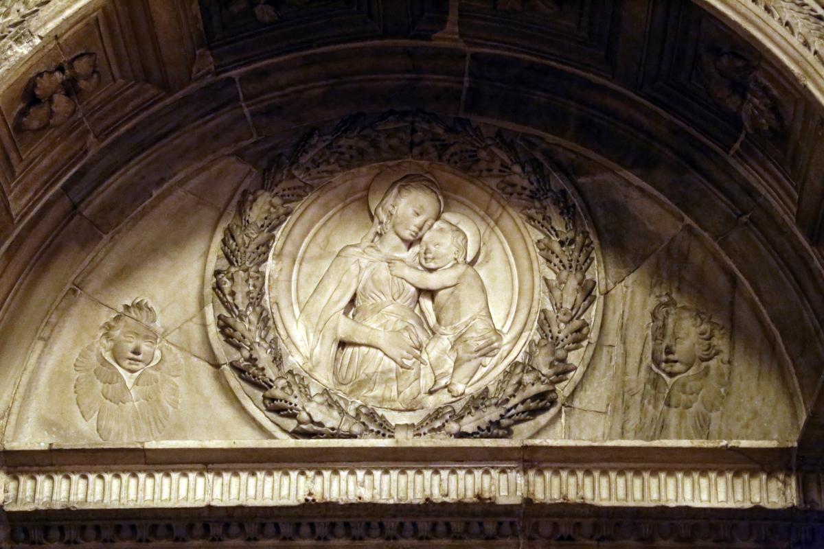 Francesco di simone ferrucci, monumento di barbara manfredi, 1466-68, 02 - Sailko - Forlì (FC)