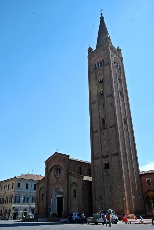 Forlì, Abbazia di San Mercuriale 2 - Ernesto Sguotti - Forlì (FC)