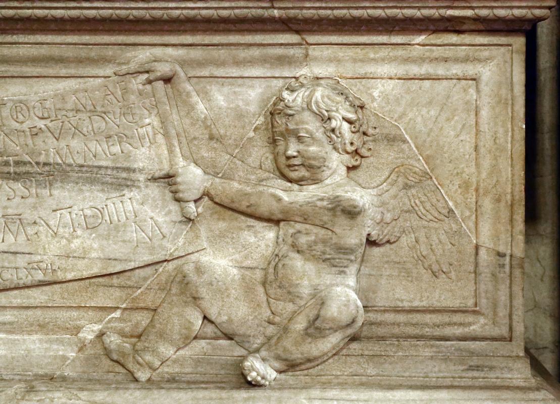 Francesco di simone ferrucci, monumento di barbara manfredi, 1466-68, 06 - Sailko - Forlì (FC)