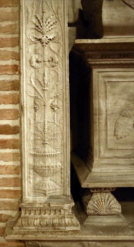 Francesco di simone ferrucci, monumento di barbara manfredi, 1466-68, 07 - Sailko - Forlì (FC)