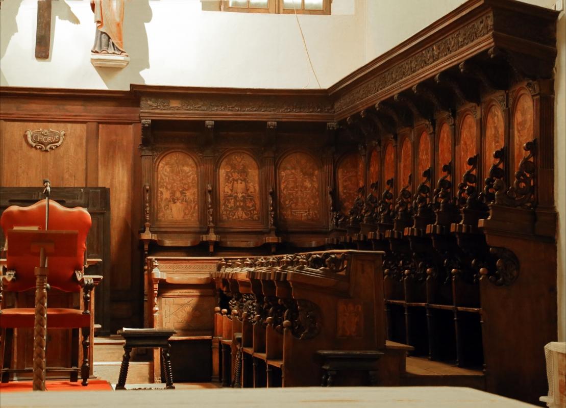 Alessandro begni, coro di san mercuriale, 1532-35, 03 - Sailko - Forlì (FC)