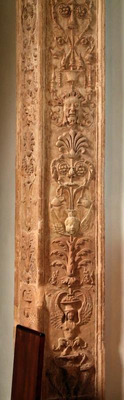 Forlì, san mercuriale, interno, cappella ferri, decorazioni forse di giacomo bianchi - Sailko - Forlì (FC)