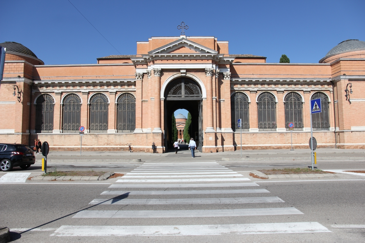 Forlì, cimitero monumentale (04) - Gianni Careddu - Forlì (FC)