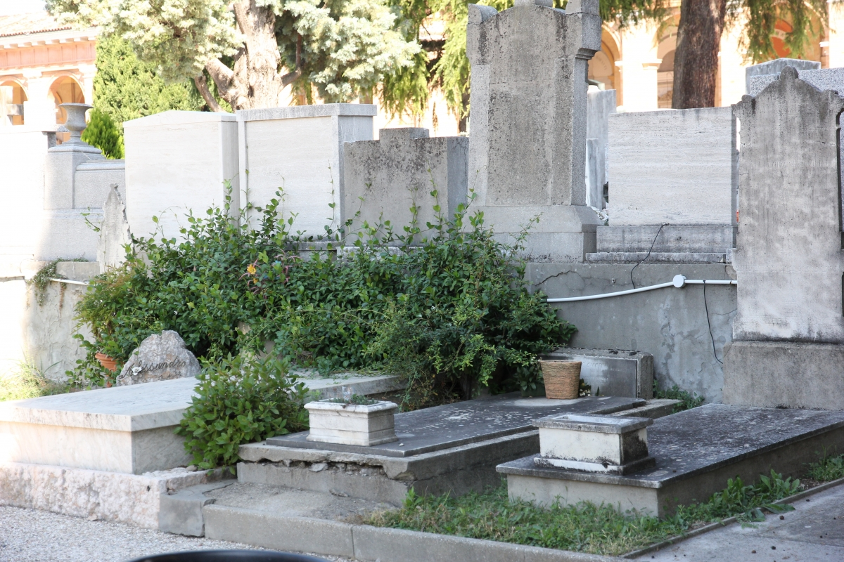 Forlì, cimitero monumentale (27) - Gianni Careddu - Forlì (FC)