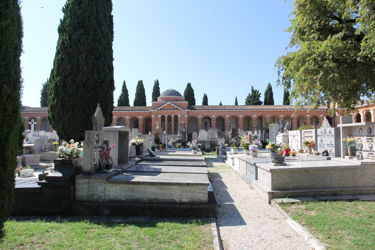 Forlì, cimitero monumentale (23) - Gianni Careddu - Forlì (FC)