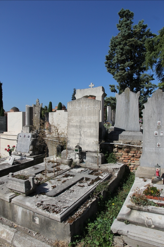 Forlì, cimitero monumentale (28) - Gianni Careddu - Forlì (FC)