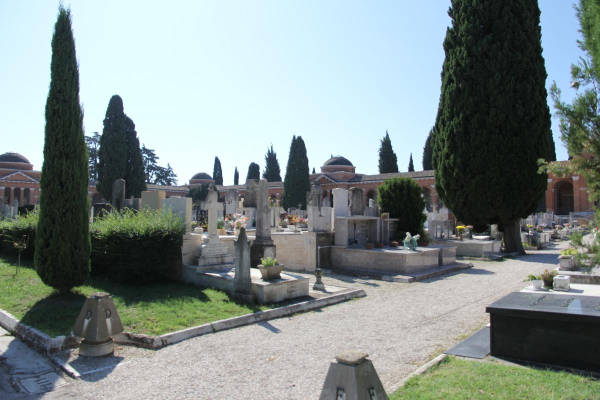 Forlì, cimitero monumentale (26) - Gianni Careddu - Forlì (FC)