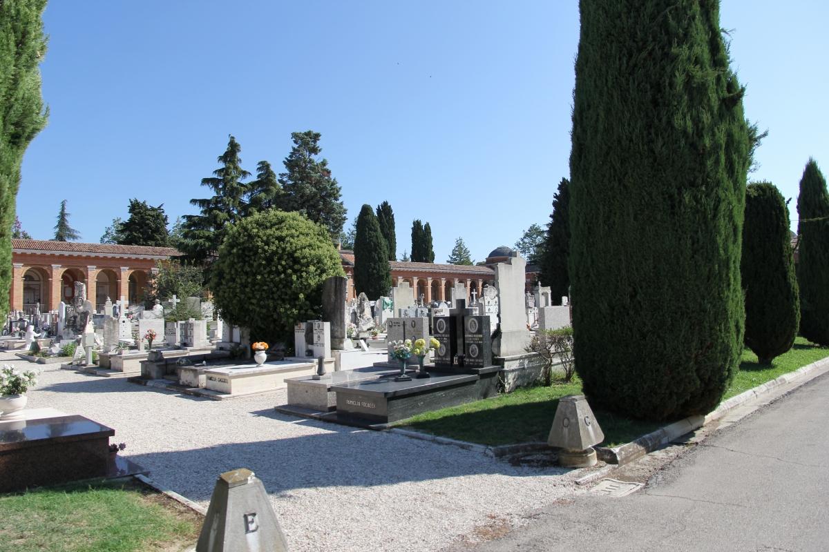 Forlì, cimitero monumentale (16) - Gianni Careddu - Forlì (FC)