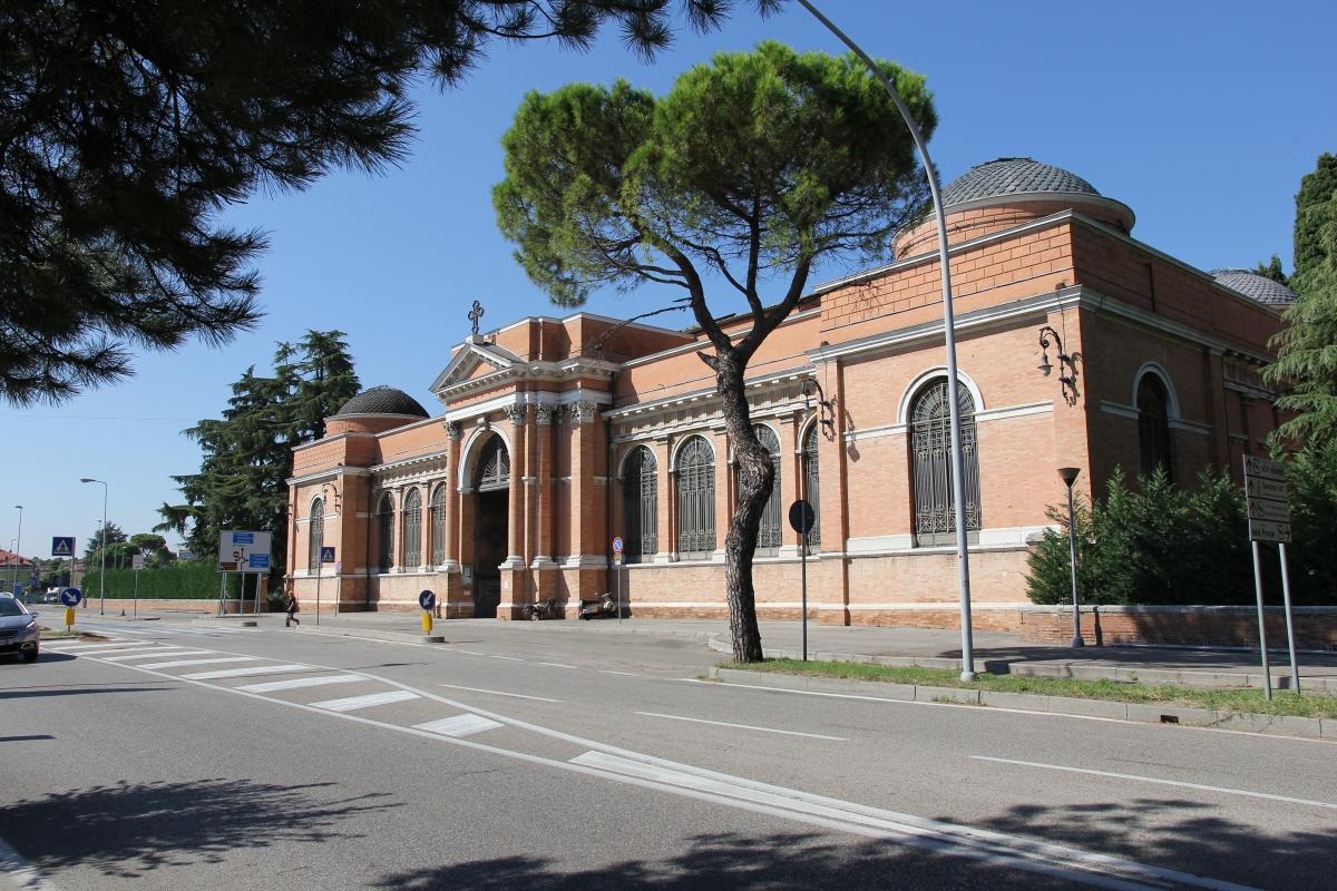 Forlì, cimitero monumentale (02) - Gianni Careddu - Forlì (FC)