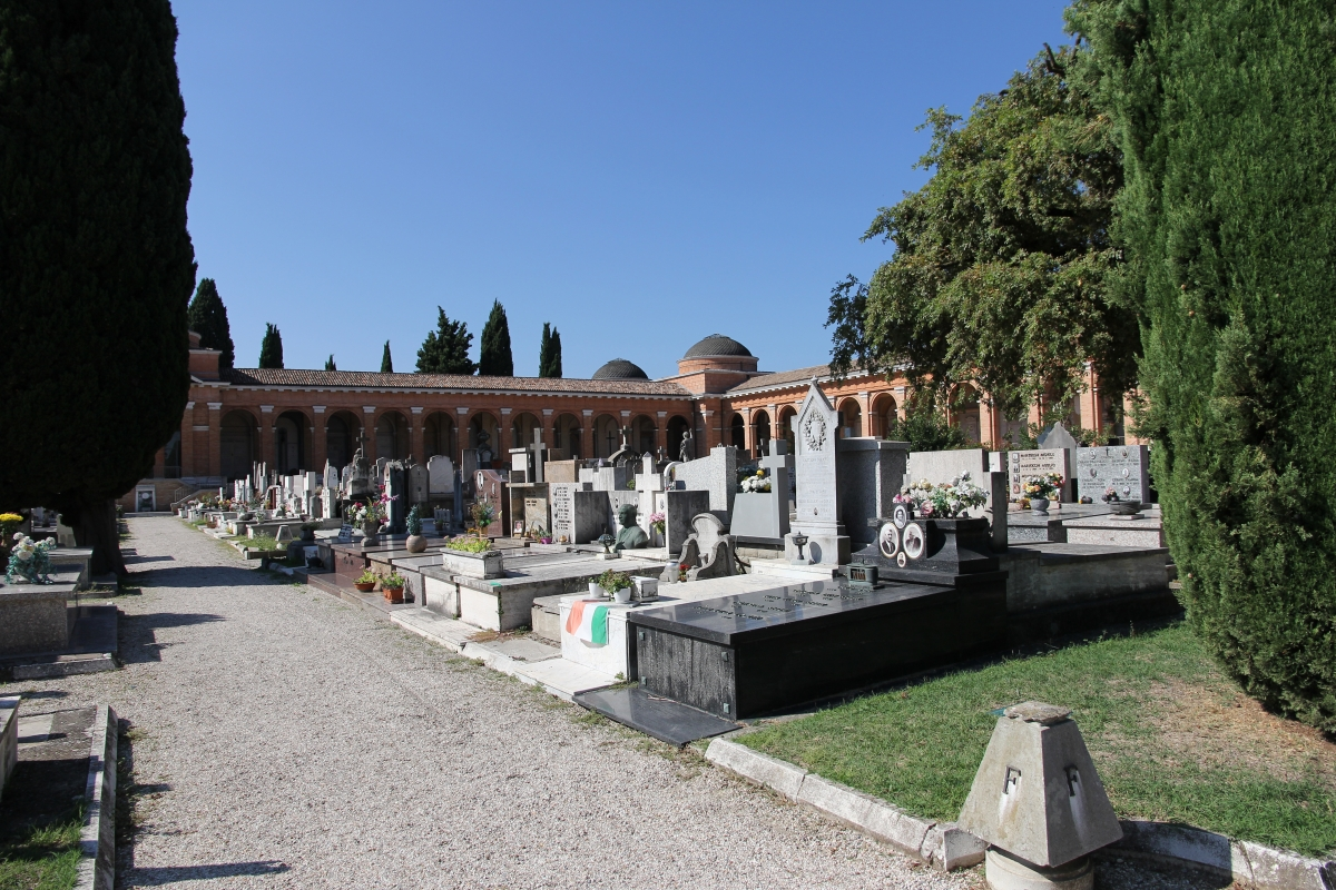 Forlì, cimitero monumentale (15) - Gianni Careddu - Forlì (FC)