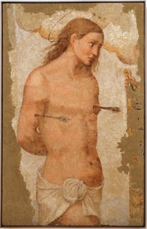 Scuola romagnola, san sebastiano, xvi secolo, da s.m. assunta in laterano (o in schiavonia) a forlì - Sailko - Forlì (FC)