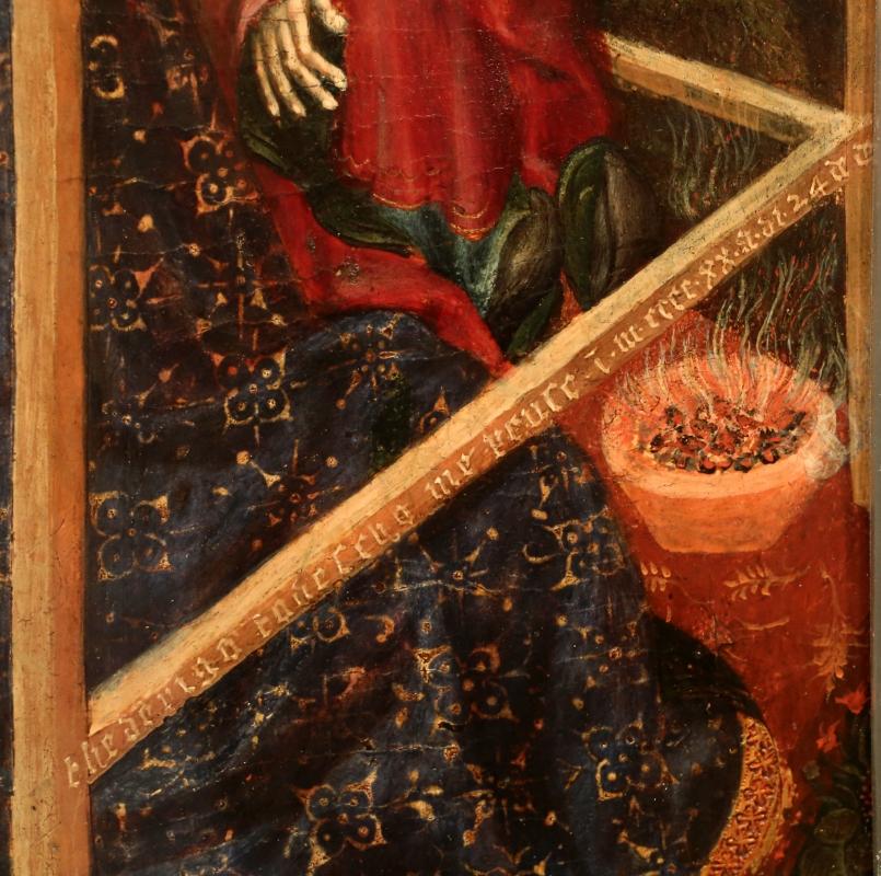 Federico tedesco, natività, 1420, 06 braciere - Sailko - Forlì (FC)