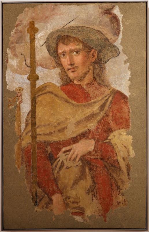 Scuola romagnola, san rocco, xvi secolo, da s.m. assunta in laterano (o in schiavonia) a forlì - Sailko - Forlì (FC)