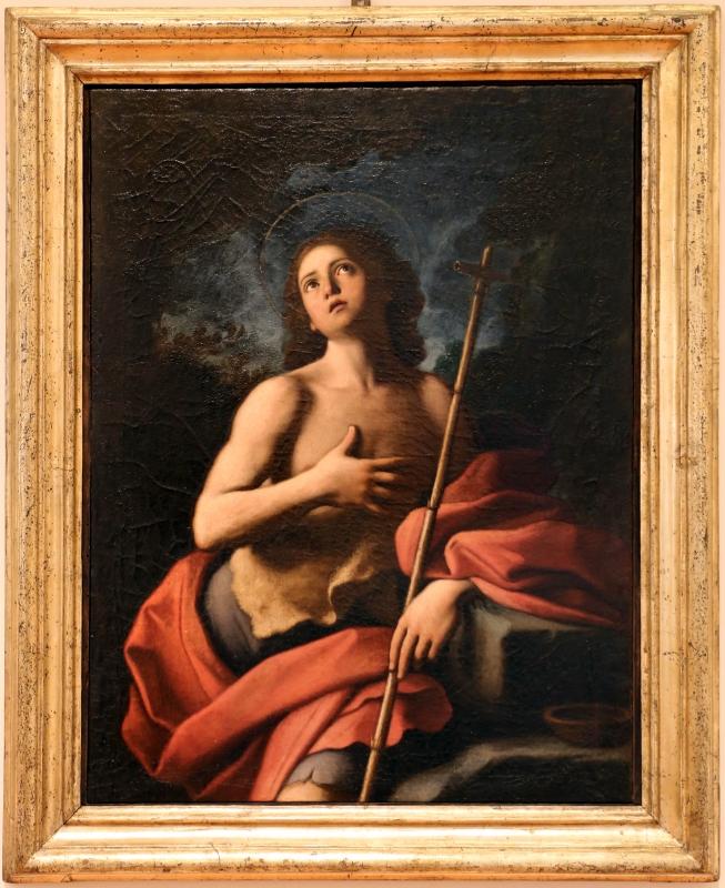 Giovanni domenico cerrini, san giovanni battista, 1640-80 ca - Sailko - Forlì (FC)