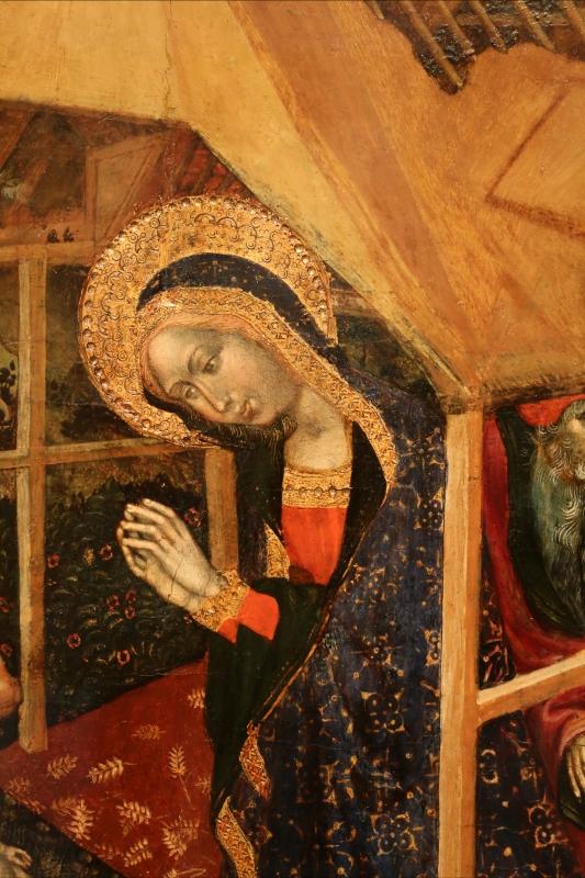 Federico tedesco, natività, 1420, 04 madonna in adorazione - Sailko - Forlì (FC)