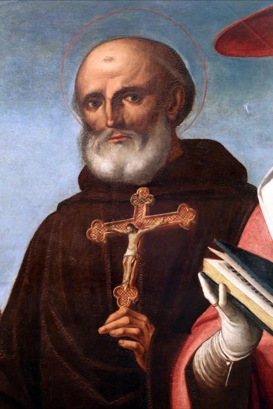 Baldassarre carrari, incoronazione della vergine e santi, 1512, dall'altare maggiore di san mercuriale, 05 giovanni gualberto - Sailko - Forlì (FC)