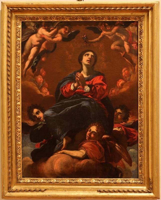 Scuola fiorentina, assunta, 1620-25 ca - Sailko - Forlì (FC)