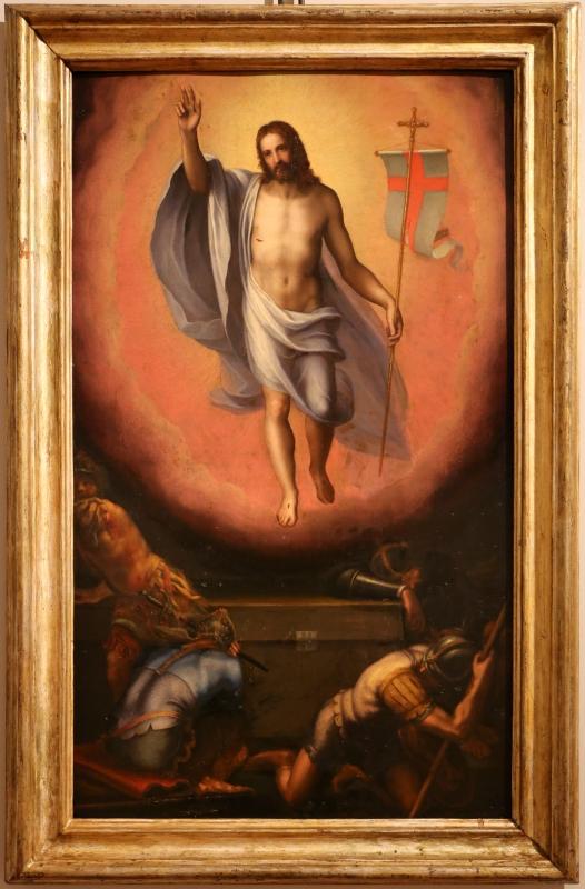 Marcello venusti, resurrezione di cristo, post 1540, dal palazzo comunale di forlì 01 - Sailko - Forlì (FC)