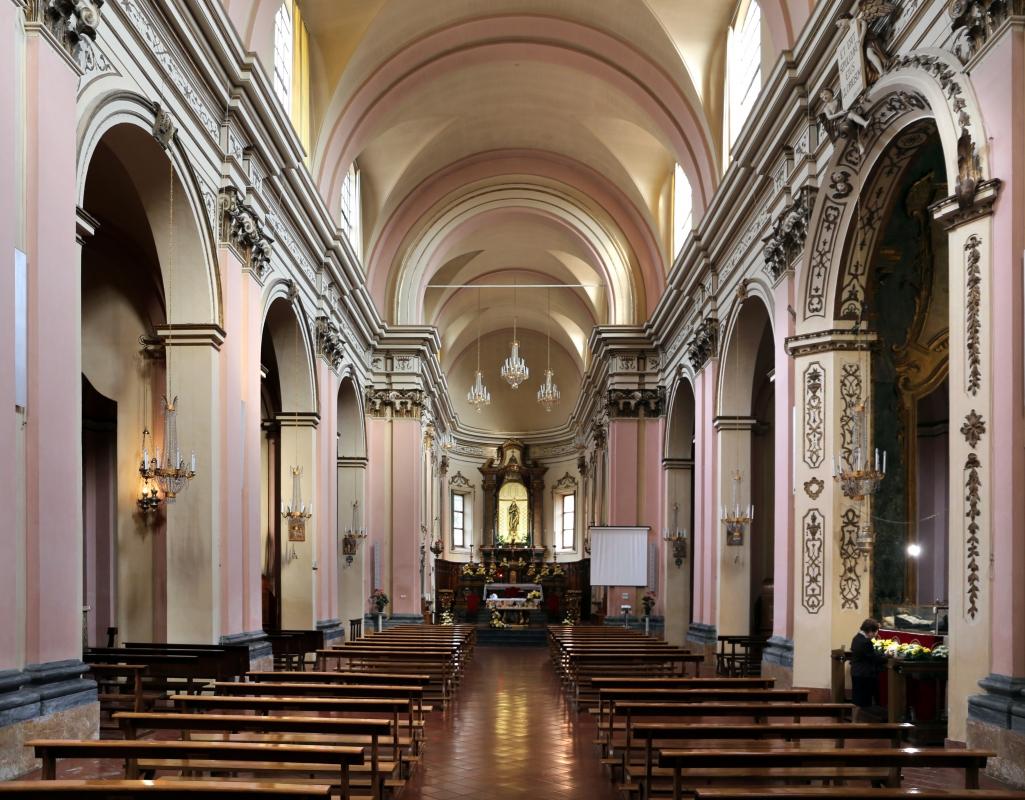 Forlì, santa maria dei servi o san pellegrino, interno 01 - Sailko - Forlì (FC)