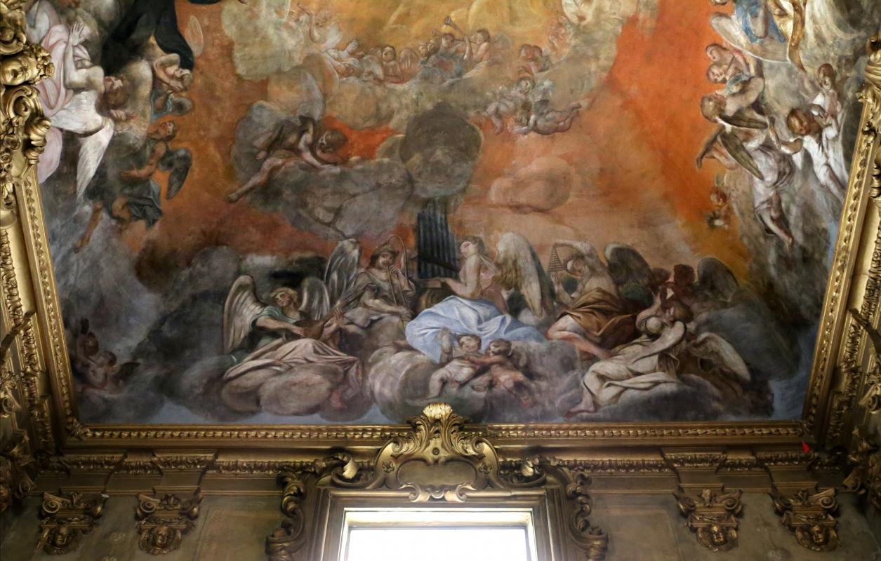 Francesco antonio bondi, gloria di san pellegrino laziosi, 1745 ca. 04 - Sailko - Forlì (FC)